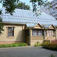 Дом-музей П.А.Кропоткина