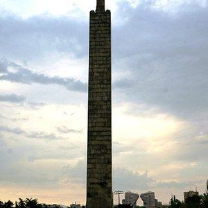 Памятник 50-летию Советской Армении
