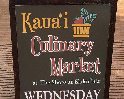 Kauai Culinary Market