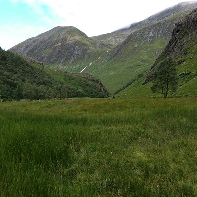 Hike on the West Highland Way