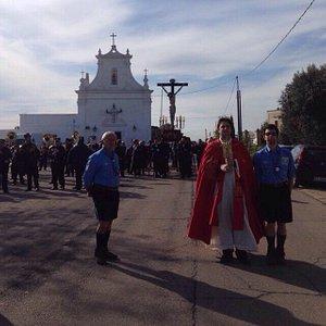 Processione del Crocifisso