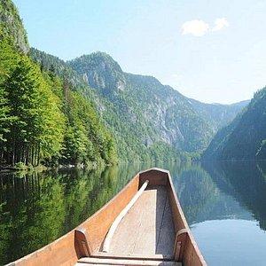 Über den Toplitzsee