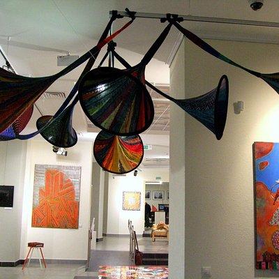 """Выставка """"От квадрата до объекта."""