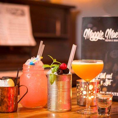 Maggie's Cocktails