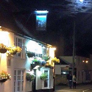 The White Horse Inn Bar
