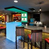 Enjoy our full-bar and full-service restaurant!