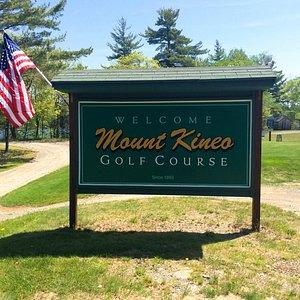 Mount Kineo Golf Course