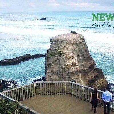 New Zealand Private Beach