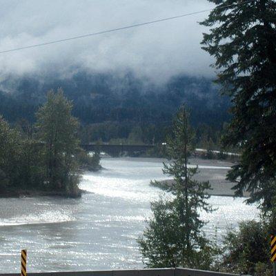 Columbia River, Golden, BC (Kootenay Rockies)