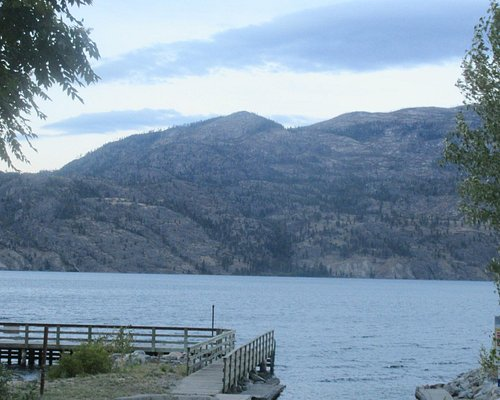 Okanagan Lake Provincial Park, Summerland, Okanagan Valley, BC