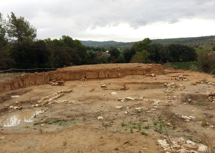 Jaciment font de la canya, habitat S. VII a.c