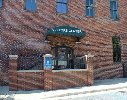 Columbus Visitor's Center