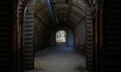 Officers Tunnel