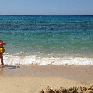 Spiaggia fantastica!