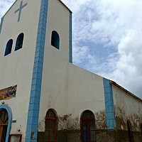 Paróquia de Nossa Senhora das Dores (Catholic Church) in Santa Maria, Island of Sal, Cape Verde