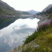 Il Lago Fedaia