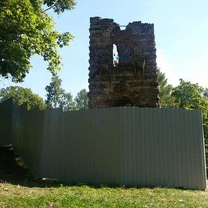 В Орловском парке