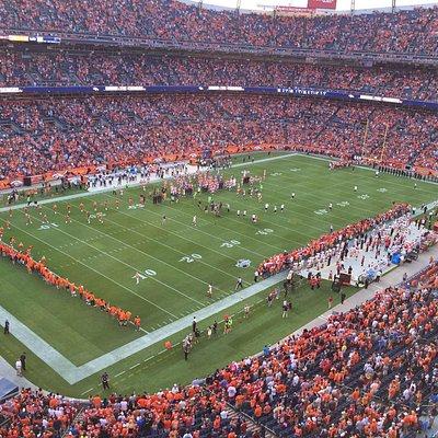 Broncos vs. 49ers Preseason game 8/29/2015