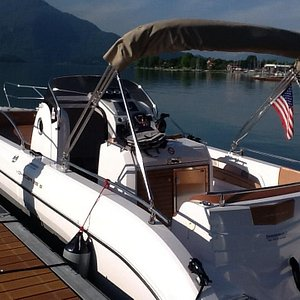 Comolakeboats rent and service