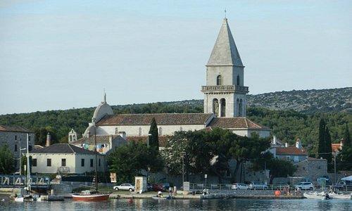 La cattedrale di Osor