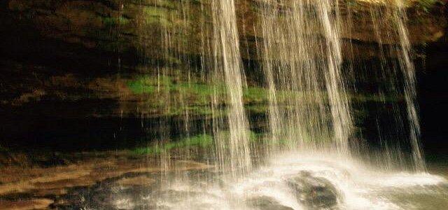 Caney Falls 9/1/2015