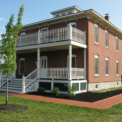 Cushing's Point Museum (aka South Portland Historical Society Museum)