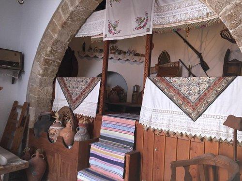 Παραδοσιακό Σπίτι στα Κοσκινού