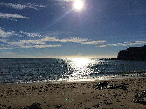 Pirates Cove nude beach