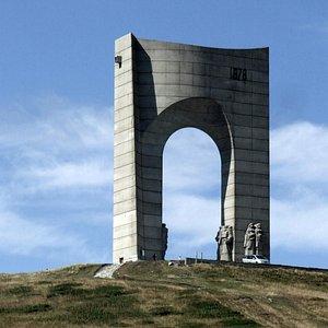 Beklemeto Monument