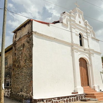 Historic Spanish Colonial Church Fort of Chiman, Panama