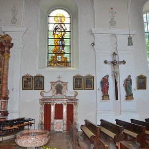 Wallfahrtskirche Heilbrünnl