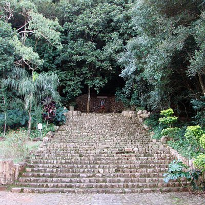 Gruta do Morro - Mara, RS
