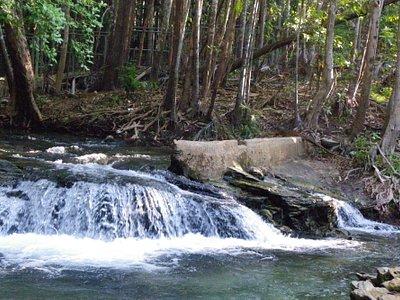 Waterfall @ Berry Springs