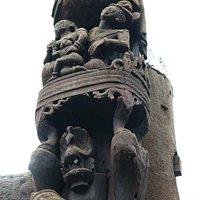 Wooden Kyaung#7