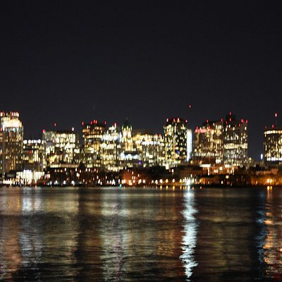 le luci di Boston