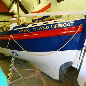 Restored Lifeboat