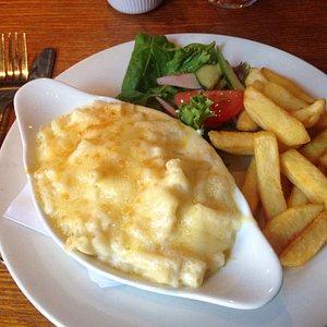 Yummy Mac n Cheese & brilliant service