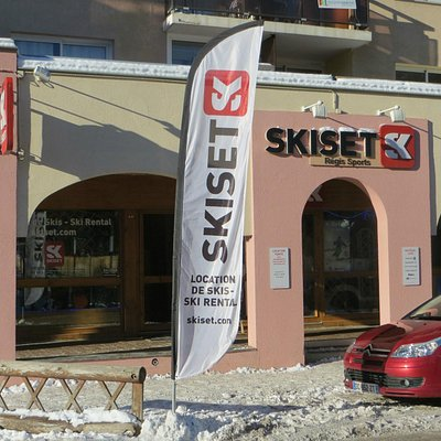 Skiset Briançon location de ski