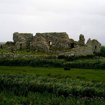 Trinity Temple, South Uist