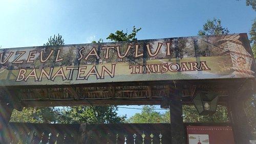 Banat Village Museum-Timisoara,Romania