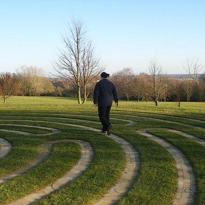 The Canterbury Labyrinth