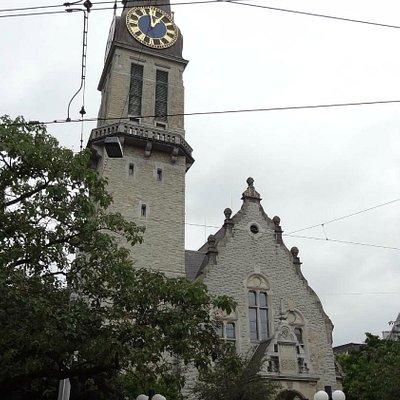 Kirche St. Jakob