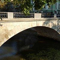 The Bridge in daylight