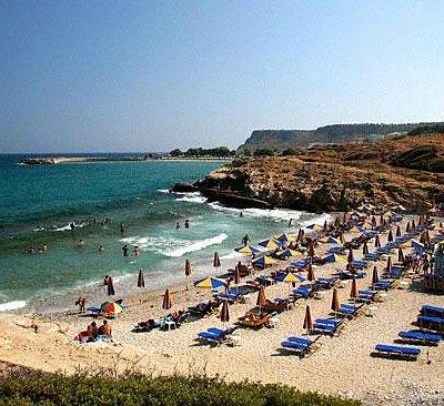 Plage de Boufos, Sissi, Crète