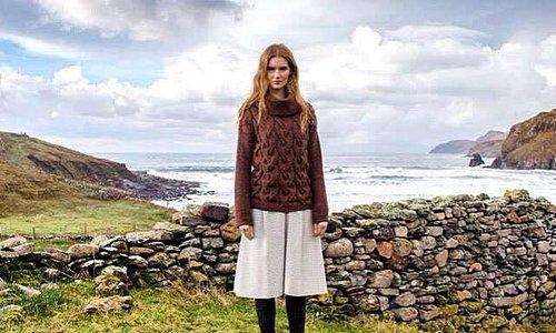 Fisherman Out Of Ireland Virgin Merino Wool- www.hehirs.com