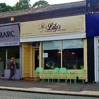 Lily's Cafe & Coffee House, Bebington