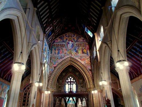 Holy Innocents Church, Highnam, Gloucester