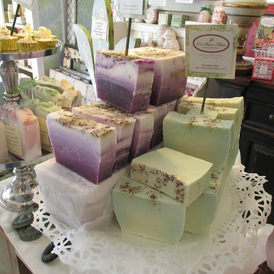 Artisan Soaps sold by weight/ cut by request