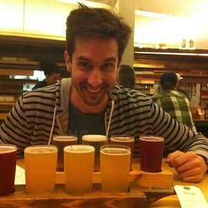 Bebidas escolhidas.