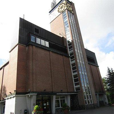 Tower complex (viewing platform), Vesilinna Restaurant, Natural History Museum